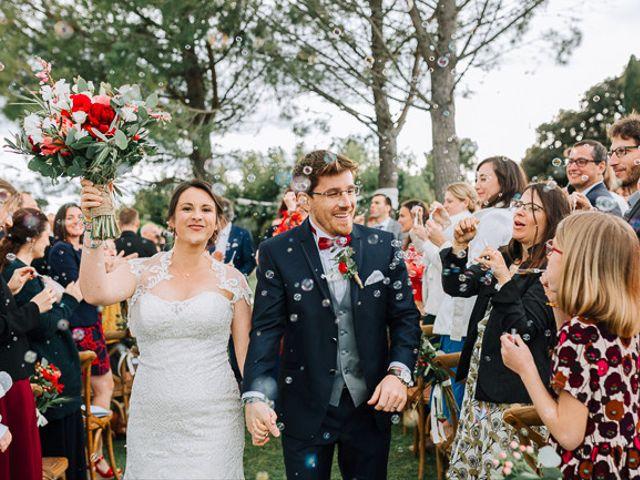 Le mariage de Julian et Sophie à Orgon, Bouches-du-Rhône 65