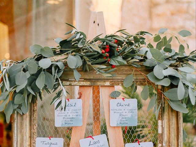 Le mariage de Julian et Sophie à Orgon, Bouches-du-Rhône 80