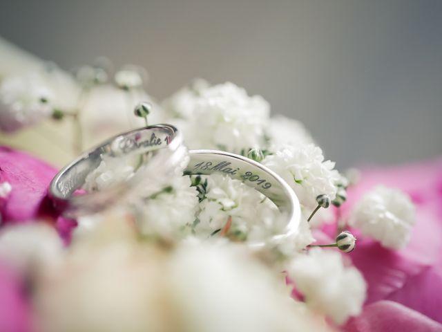 Le mariage de Guillaume et Coralie à Montry, Seine-et-Marne 19