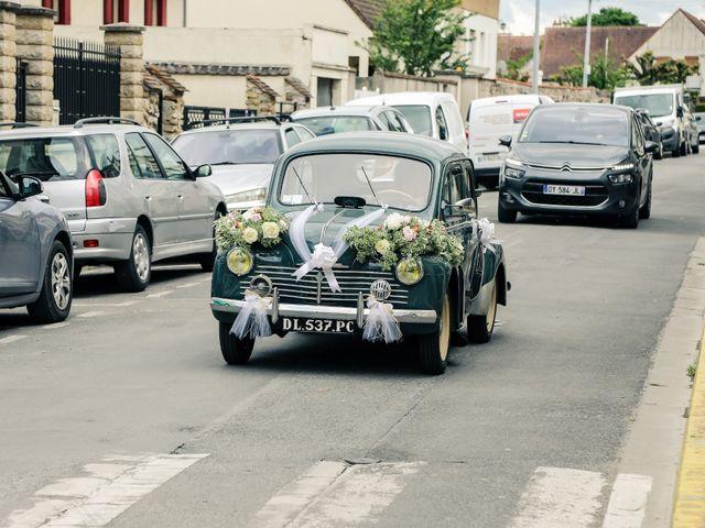 Le mariage de Guillaume et Coralie à Montry, Seine-et-Marne 43