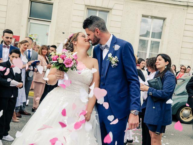 Le mariage de Guillaume et Coralie à Montry, Seine-et-Marne 73