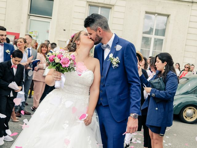 Le mariage de Guillaume et Coralie à Montry, Seine-et-Marne 74