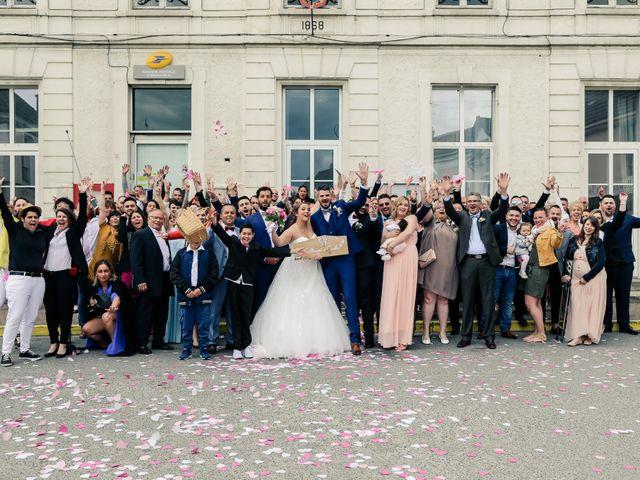Le mariage de Guillaume et Coralie à Montry, Seine-et-Marne 75