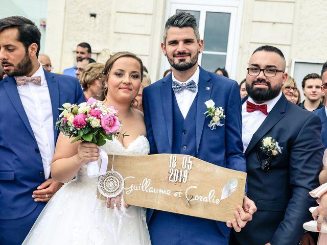Le mariage de Guillaume et Coralie à Montry, Seine-et-Marne 76