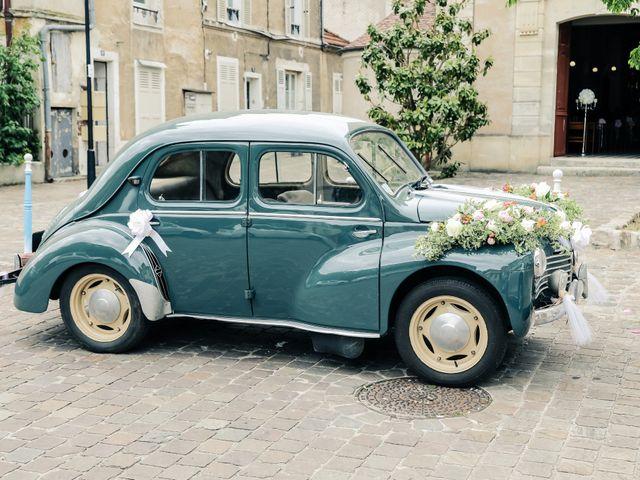 Le mariage de Guillaume et Coralie à Montry, Seine-et-Marne 78
