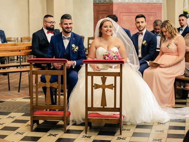 Le mariage de Guillaume et Coralie à Montry, Seine-et-Marne 89