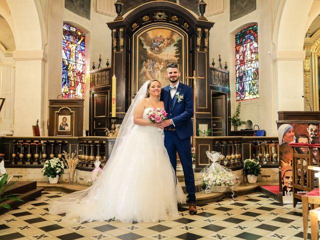 Le mariage de Guillaume et Coralie à Montry, Seine-et-Marne 123