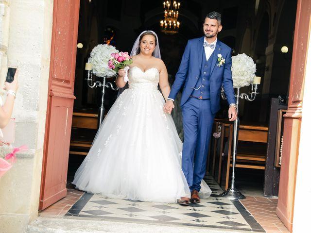 Le mariage de Guillaume et Coralie à Montry, Seine-et-Marne 126