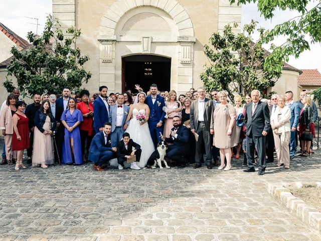 Le mariage de Guillaume et Coralie à Montry, Seine-et-Marne 132
