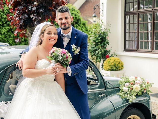 Le mariage de Guillaume et Coralie à Montry, Seine-et-Marne 157