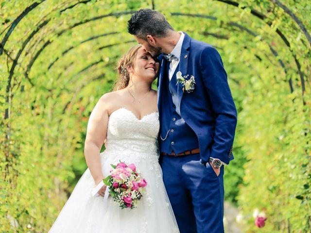 Le mariage de Guillaume et Coralie à Montry, Seine-et-Marne 163