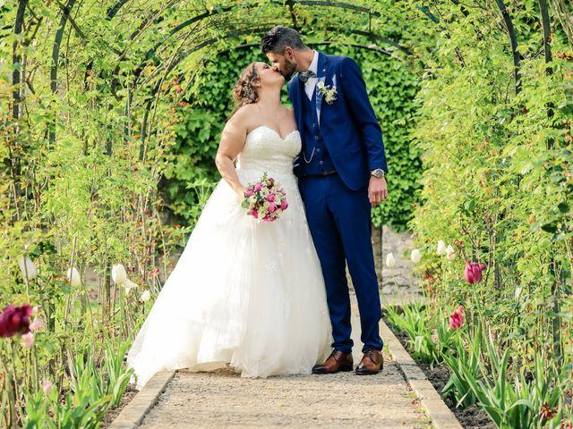 Le mariage de Guillaume et Coralie à Montry, Seine-et-Marne 166