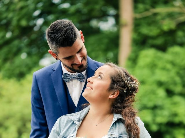 Le mariage de Guillaume et Coralie à Montry, Seine-et-Marne 177