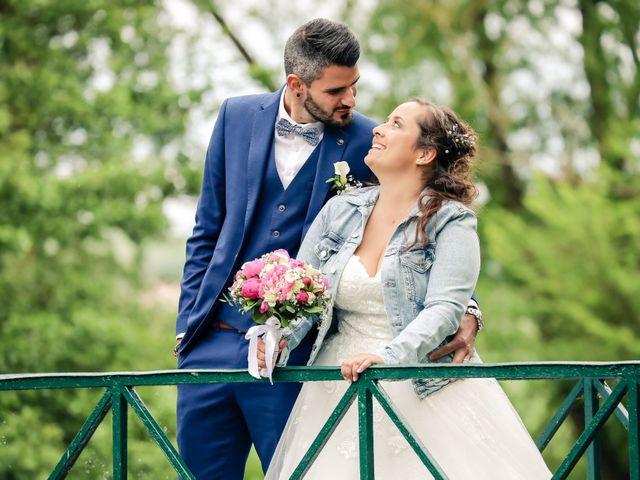 Le mariage de Guillaume et Coralie à Montry, Seine-et-Marne 179