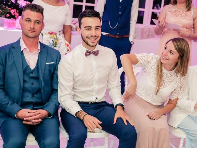 Le mariage de Guillaume et Coralie à Montry, Seine-et-Marne 203