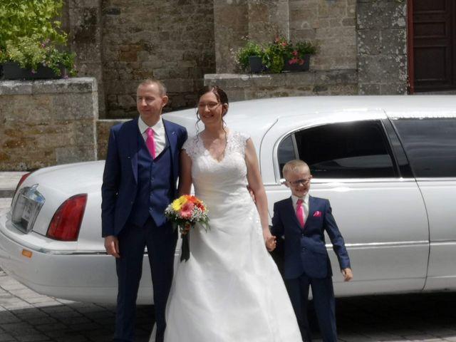 Le mariage de Arnaud  et Vanessa à Le Merzer, Côtes d'Armor 8
