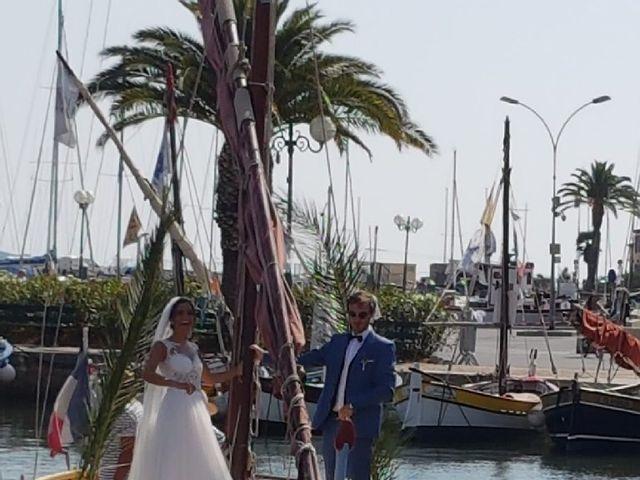 Le mariage de Romain et Marie à Toulon, Var 1