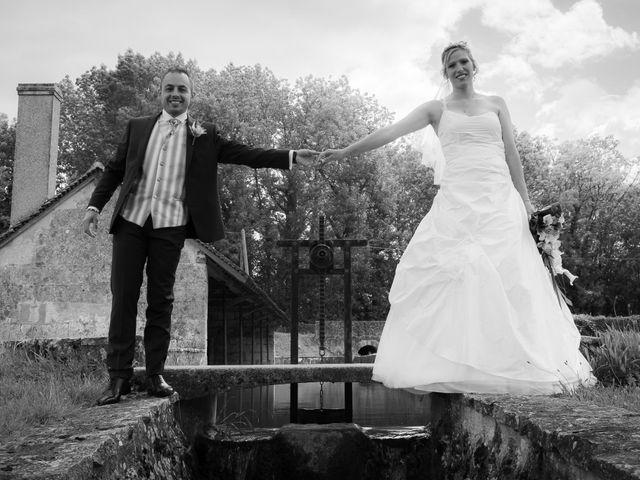 Le mariage de Grégory et France à Neuillé-Pont-Pierre, Indre-et-Loire 9