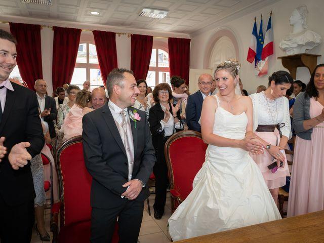 Le mariage de Grégory et France à Neuillé-Pont-Pierre, Indre-et-Loire 15
