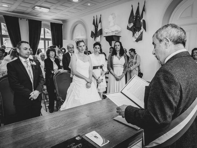 Le mariage de Grégory et France à Neuillé-Pont-Pierre, Indre-et-Loire 17
