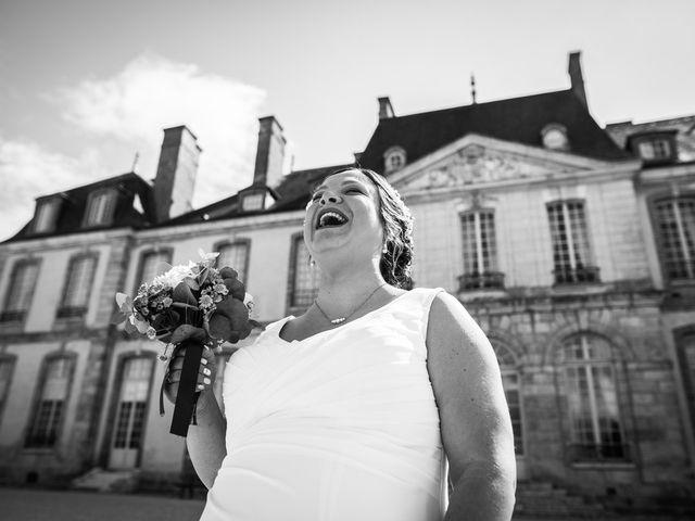 Le mariage de Mikaël et Laura à Saint-Loup-de-Buffigny, Aube 21