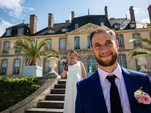 Le mariage de Mikaël et Laura à Saint-Loup-de-Buffigny, Aube 22