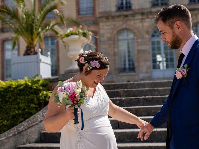 Le mariage de Mikaël et Laura à Saint-Loup-de-Buffigny, Aube 25