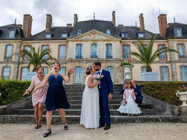 Le mariage de Mikaël et Laura à Saint-Loup-de-Buffigny, Aube 28