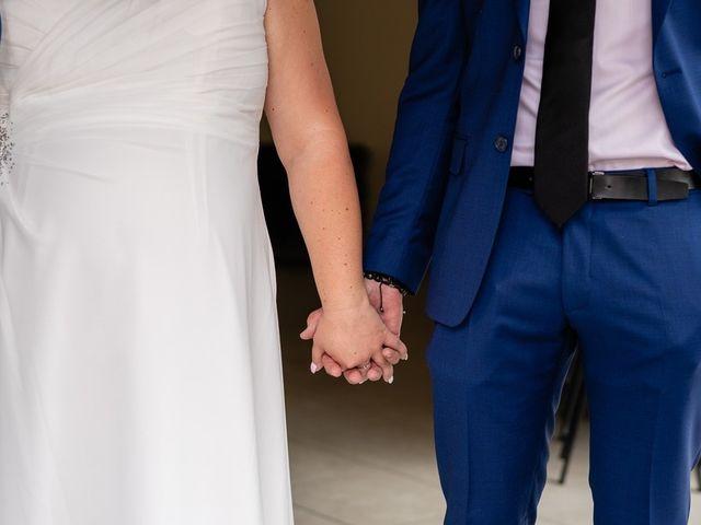 Le mariage de Mikaël et Laura à Saint-Loup-de-Buffigny, Aube 33