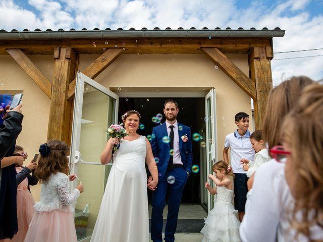 Le mariage de Mikaël et Laura à Saint-Loup-de-Buffigny, Aube 34