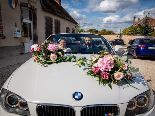Le mariage de Mikaël et Laura à Saint-Loup-de-Buffigny, Aube 36