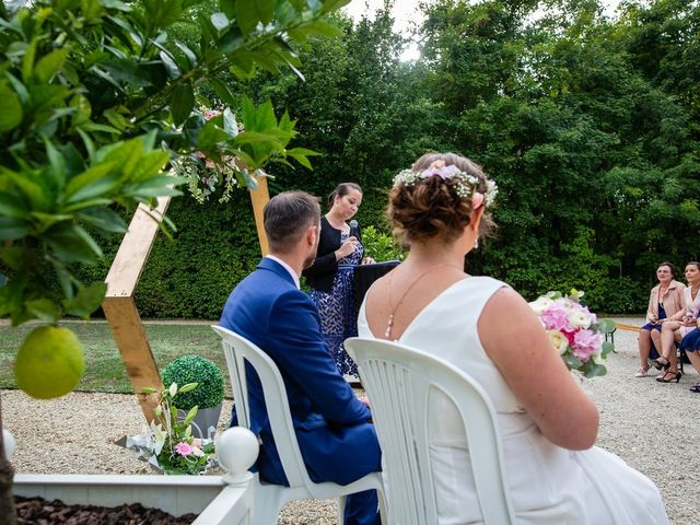 Le mariage de Mikaël et Laura à Saint-Loup-de-Buffigny, Aube 40