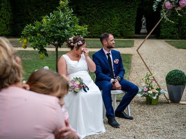 Le mariage de Mikaël et Laura à Saint-Loup-de-Buffigny, Aube 43