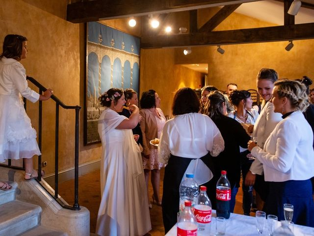 Le mariage de Mikaël et Laura à Saint-Loup-de-Buffigny, Aube 46