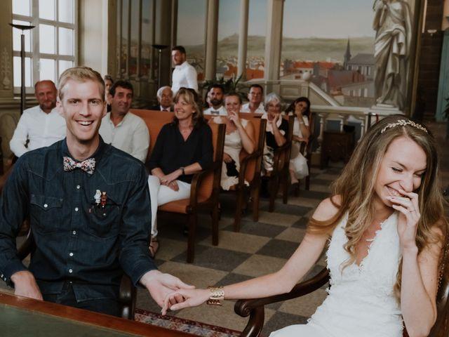 Le mariage de Jerôme et Alice à Clermont-Ferrand, Puy-de-Dôme 2
