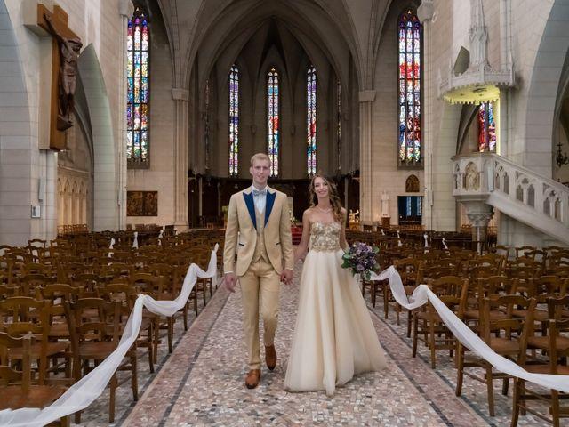 Le mariage de Jerôme et Alice à Clermont-Ferrand, Puy-de-Dôme 17