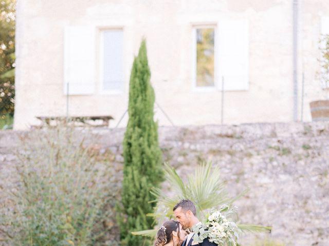 Le mariage de Jerome et Karine à Vayres, Gironde 4