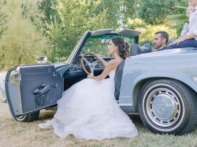 Le mariage de Jerome et Karine à Vayres, Gironde 33