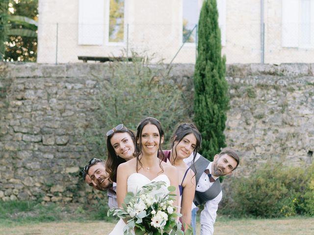 Le mariage de Jerome et Karine à Vayres, Gironde 36