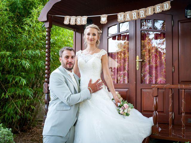 Le mariage de Adrien et Angelique à Saint-Brice, Seine-et-Marne 7