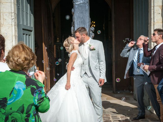 Le mariage de Adrien et Angelique à Saint-Brice, Seine-et-Marne 10