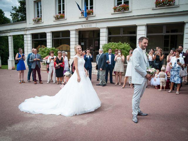 Le mariage de Adrien et Angelique à Saint-Brice, Seine-et-Marne 12