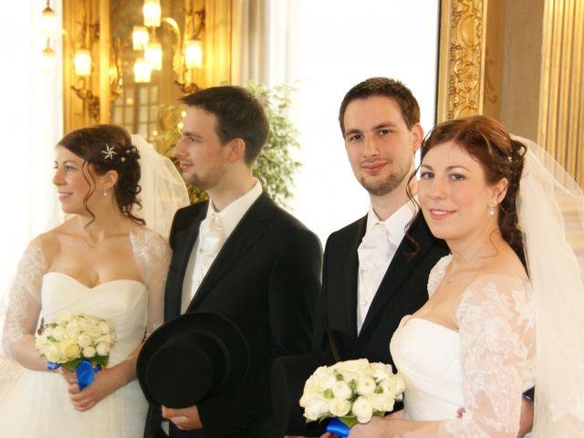 Le mariage de Pierre et Audrey