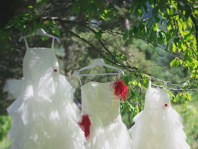Le mariage de Micka et Solènne à Annot, Alpes-de-Haute-Provence 4