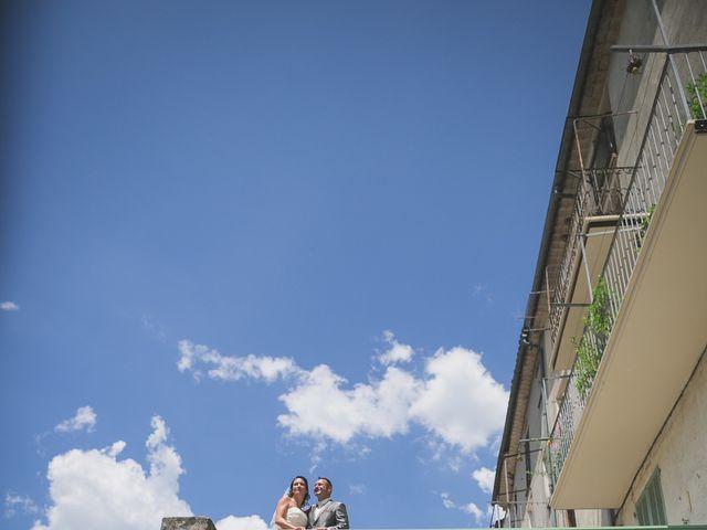 Le mariage de Micka et Solènne à Annot, Alpes-de-Haute-Provence 7