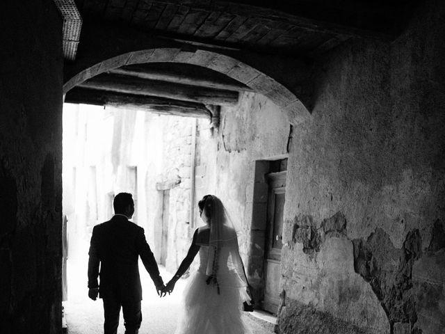 Le mariage de Micka et Solènne à Annot, Alpes-de-Haute-Provence 8