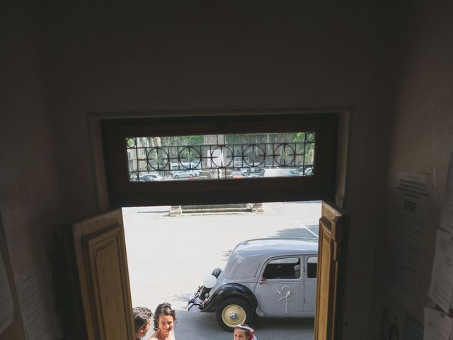 Le mariage de Micka et Solènne à Annot, Alpes-de-Haute-Provence 9