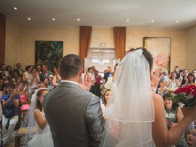 Le mariage de Micka et Solènne à Annot, Alpes-de-Haute-Provence 10