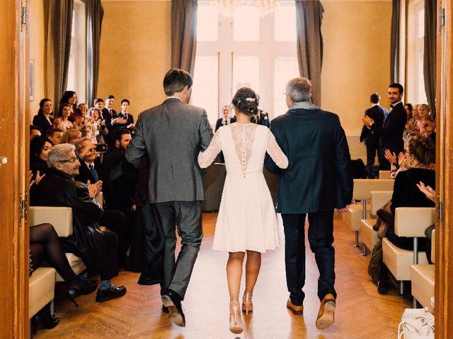 Le mariage de Jules et Anaïs à Paris, Paris 9