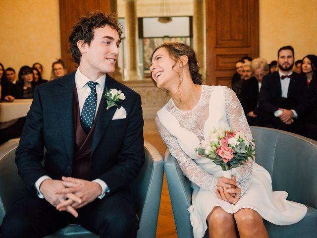 Le mariage de Jules et Anaïs à Paris, Paris 11